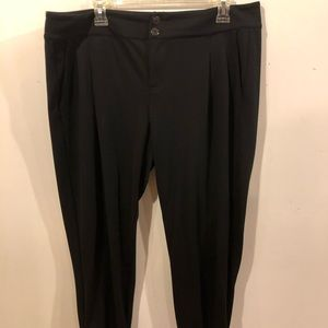 G by Giuliana Women's Black Pants Size 14